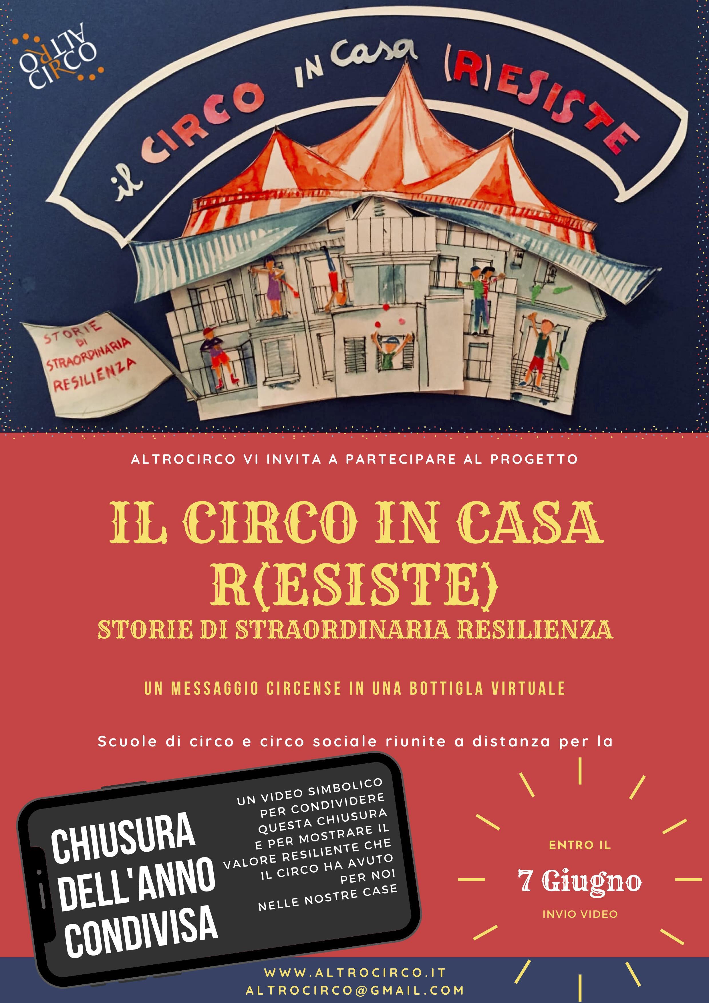 Il Circo In casa (r)esiste